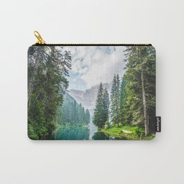 The Place To Be Carry-All Pouch