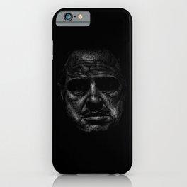 Godfather (B&W) iPhone Case