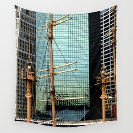 South St Seaport Wall Tapestry