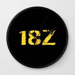 18Z Special Forces Wall Clock