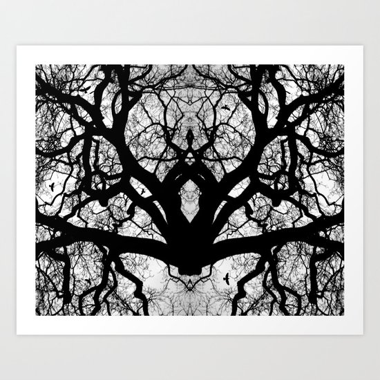 I found you Art Print
