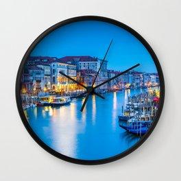 VENICE 05 Wall Clock
