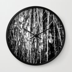 The Willow Wall Clock