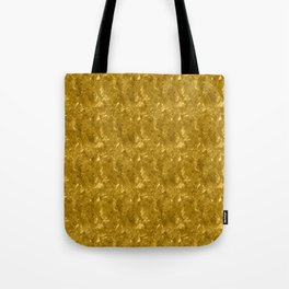 Gold Marble Design Tote Bag