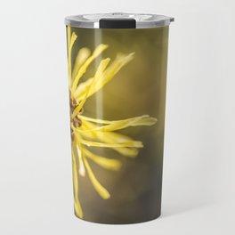 witch hazel blossom Travel Mug