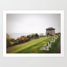 Plains of Abraham Art Print