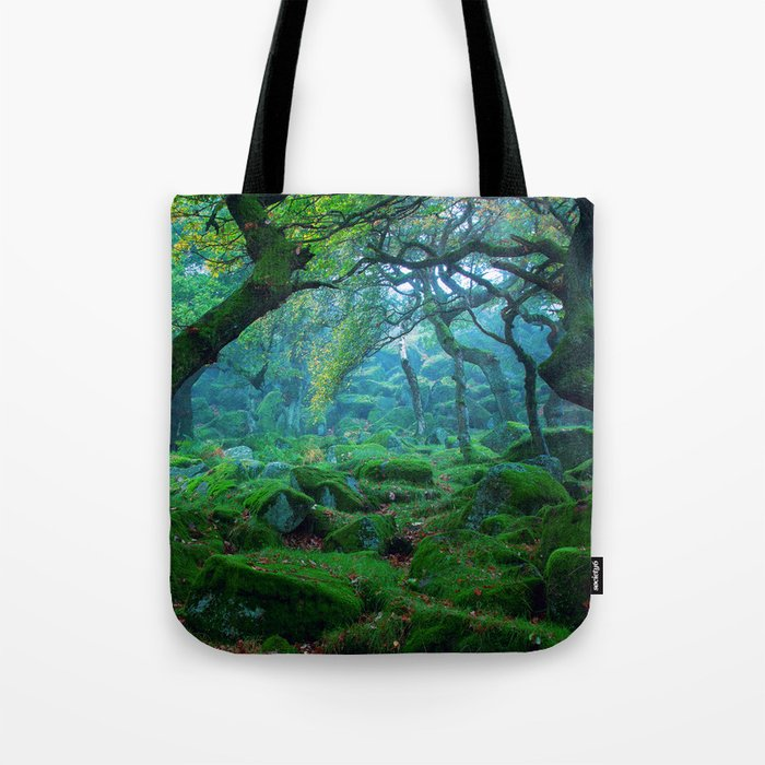 Forest #woods Tote Bag