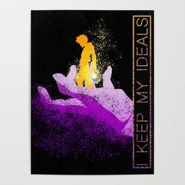 Katsuki Bakugou - Ideals Series Poster