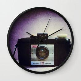 Kodak Brownie 127 Wall Clock