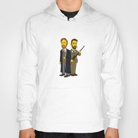 moriarty Hoodies featuring Moriarty & Moran by San Fernandez