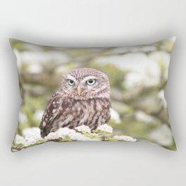 Chouette nature Rectangular Pillow