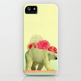 messenger in disguise iPhone Case