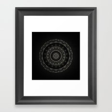 Inner Space 2 Framed Art Print