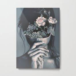 inner garden Metal Print