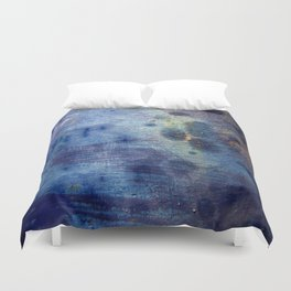 Blurple Duvet Cover