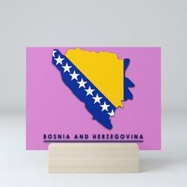 Bosnia and Herzegovina - Europe Mini Art Print