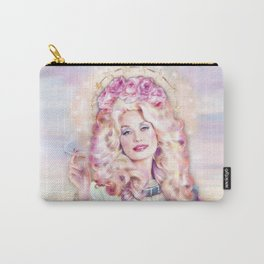 Saint Dolly Parton Carry-All Pouch