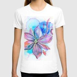 magical flower T-shirt