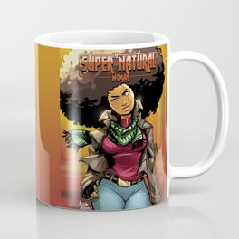 "The Super Natural Woman ""Fall"" Coffee Mug"
