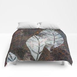 Leaves Three Comforters