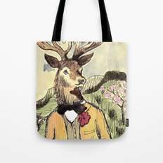 Stag Do Tote Bag