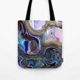 Meeting Twice Tote Bag