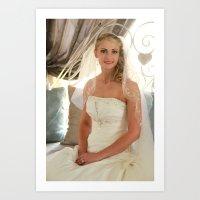 Bridal suite Art Print