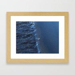 Spilling Water Framed Art Print