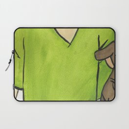 Shaggy and Scooby Laptop Sleeve