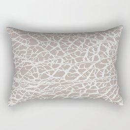 Desert Frost Rectangular Pillow