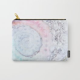 Winding Up Carry-All Pouch