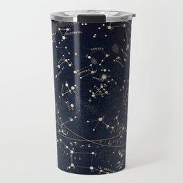Constellation Chart Travel Mug