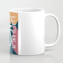 ALPHABET 1 Coffee Mug