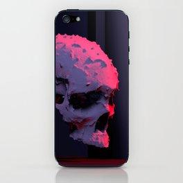 Dark Skull iPhone Skin
