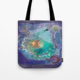 Love Yourself Fiercely Tote Bag