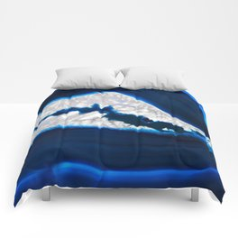 Electrical Agate Comforters