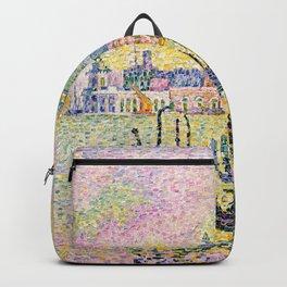 Paul Signac, Grand Canal (Venise) Backpack