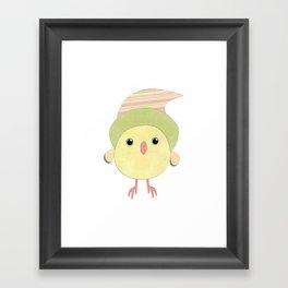 Cheep Bird Framed Art Print