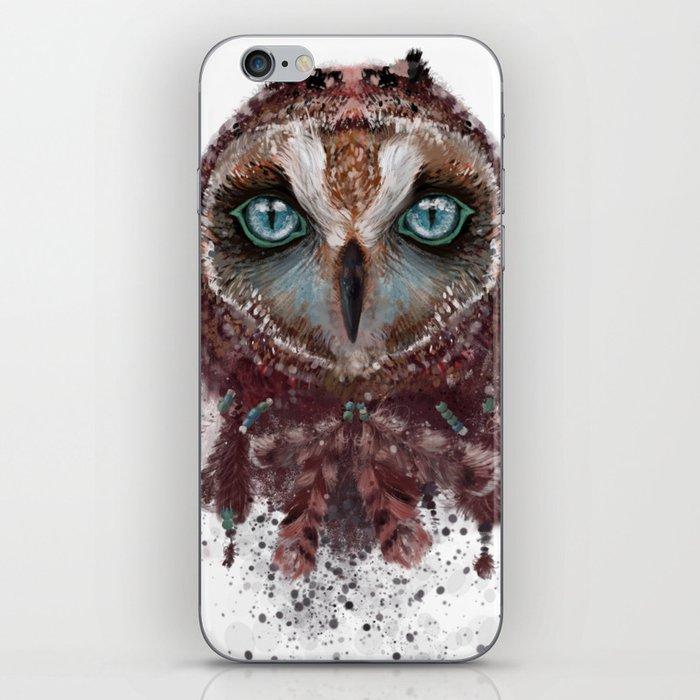 Owl Dream Catcher iPhone Skin