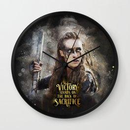 Lexa - Victory Wall Clock