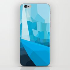 Superheroes SF iPhone Skin