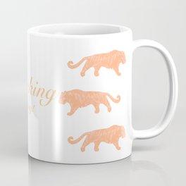 Tracking - Oh my! Coffee Mug