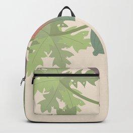 Majesty of the Papaya Tree Backpack