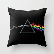 metamorphism Throw Pillow