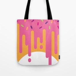 DonutWorry Tote Bag