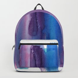 Brushed Watercolor Backpack