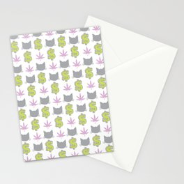 PMW Pattern Stationery Cards