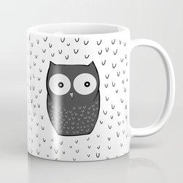 Floating Owl Coffee Mug