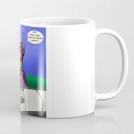 Chibi Dead Pool Coffee Mug