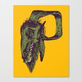 Got your Goat Canvas Print